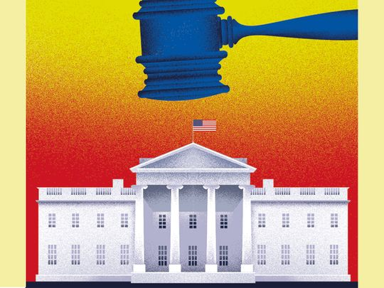 The Mueller report is not an impeachment referral