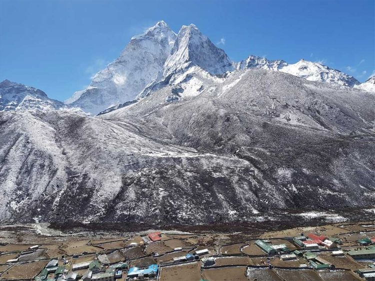 190422 everest base camp