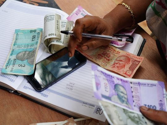 Indian rupee falls 47 paise to 69.82 against US dollar in early trade