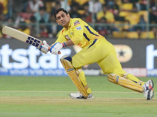 M S Dhoni, captain of Chennai Super Kings