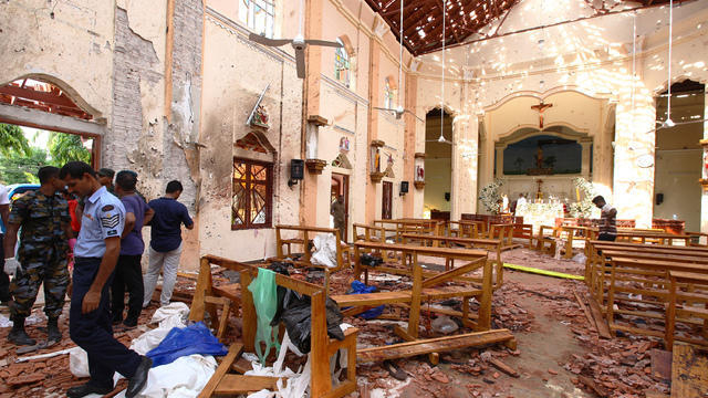 Police said 7 suicide bombers 01