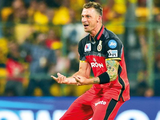 Royal Challengers pacer Dale Steyn