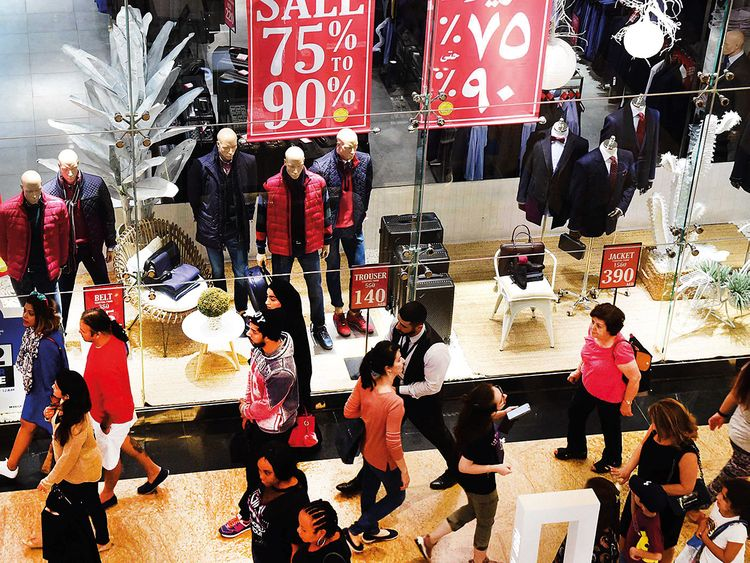 12-hour flash sale hits Dubai malls on Friday