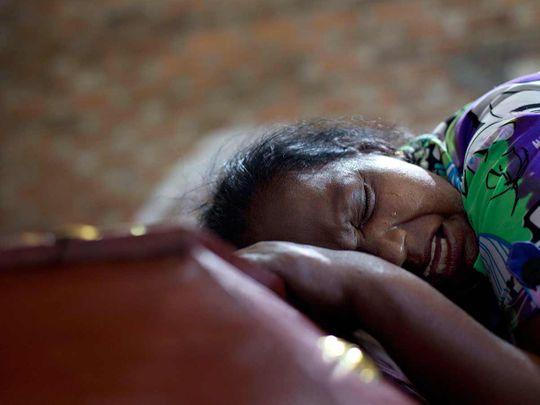 Sri Lankan woman Lalitha victim of terror attacks 20190422