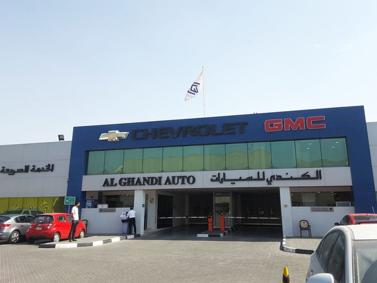 Al Ghandi Auto is the new Cadillac dealer for the UAE