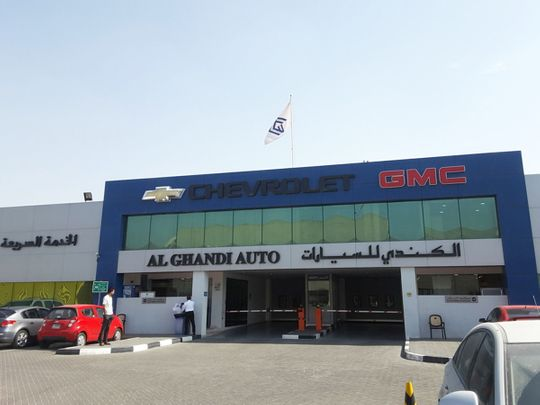 Al Ghandi Auto and Liberty