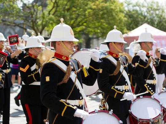 HM Royal Marines Plymouth 3