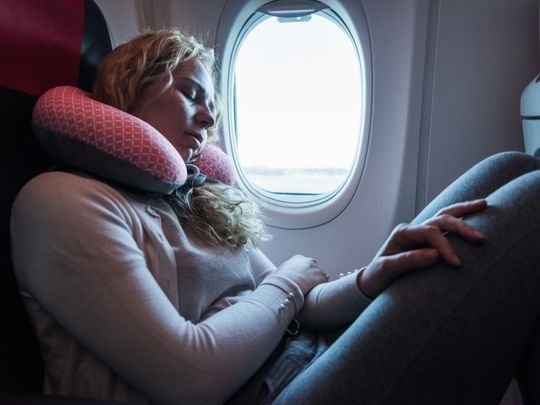Off the cuff: Getting a high on air travel