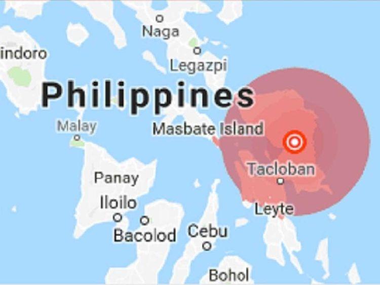 Quake Leyte