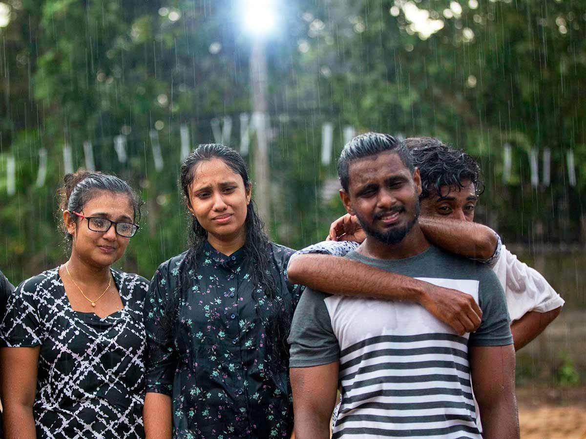 Sri Lanka blast victims 20190423