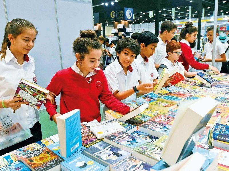 190424 auh international book fair
