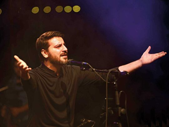 Sami Yusuf strums to the beat of tolerance and humanity