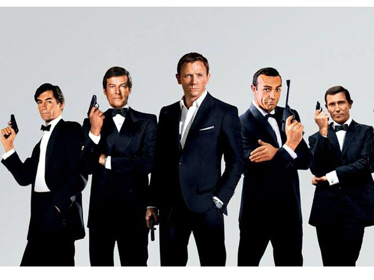 Title And Cast Of James Bond 25 To Be Unveiled Thursday