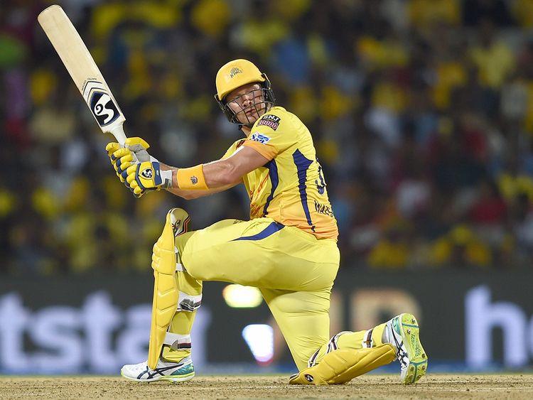 आईपीएल में शेन वॉटसन के नाम 17 मैन ऑफ द मैच अवॉर्ड है