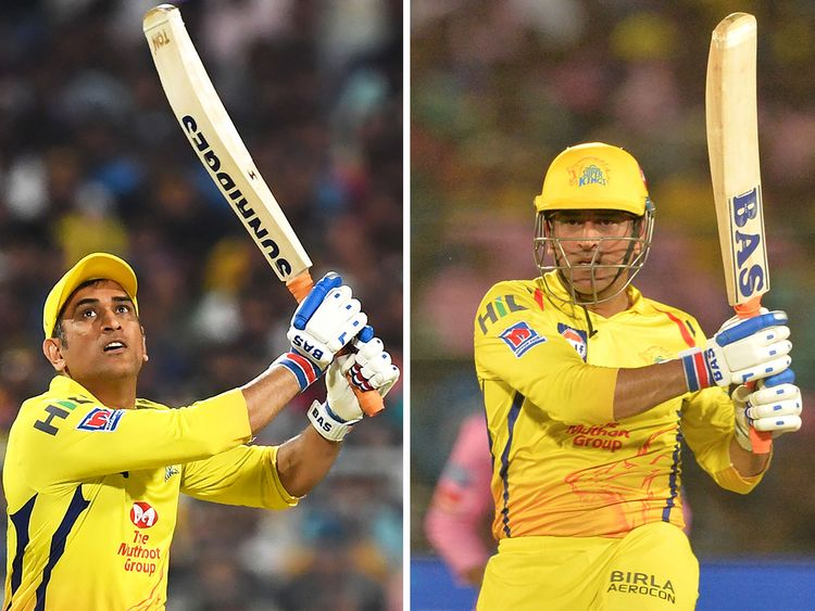 Chennai Super Kings skipper Mahendra Singh Dhoni 3