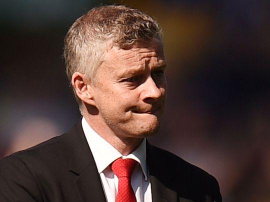 Manchester United and manager Ole Gunnar Solskjaer