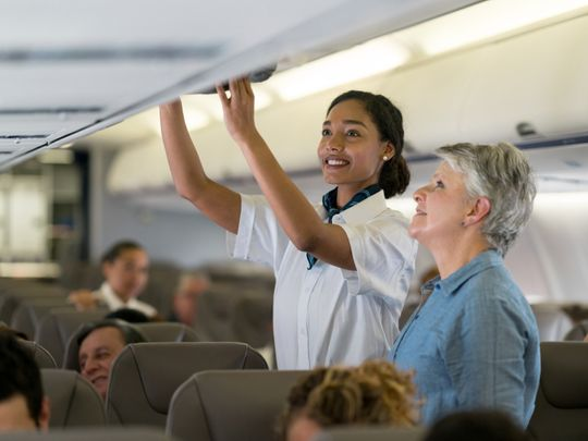 Off the cuff: When flying, ignorance is bliss