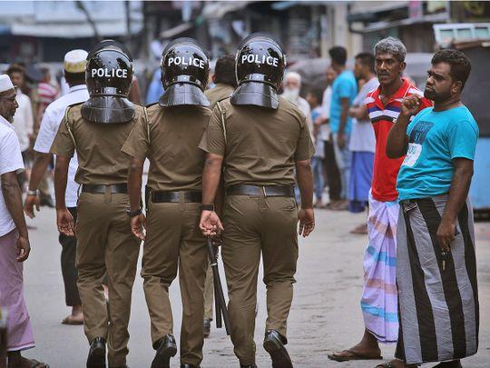 190427 Sri Lanka police