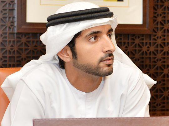 Shaikh Hamdan Bin Mohammad Bin Rashid Al Maktoum