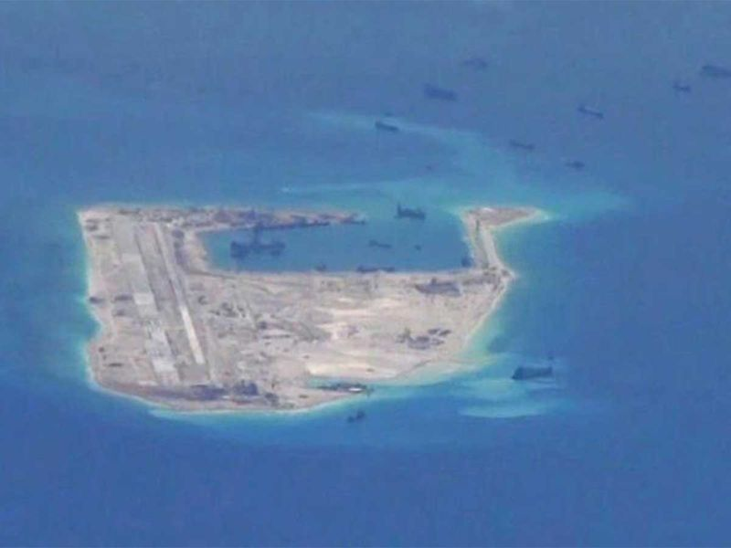 Spratlys Fiery Cross Reef South China Sea 0011
