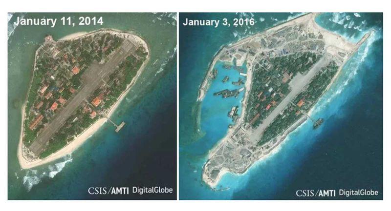 Vietnam Spratly Island Spratlys 0224