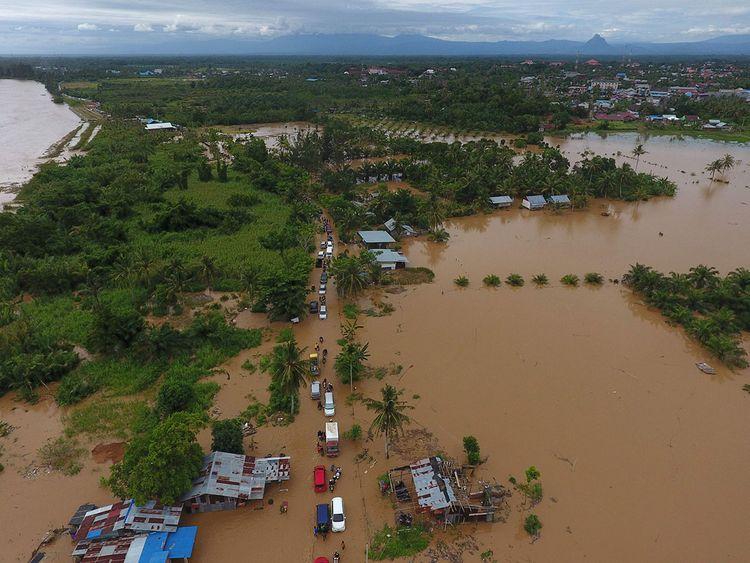190428 Indonesia flood