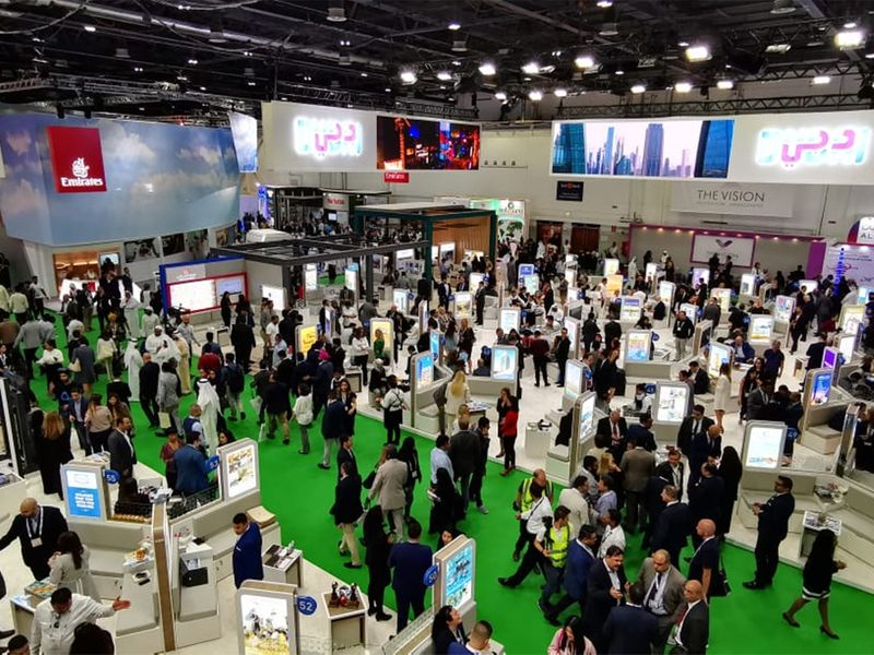 Arabia Travel Market 2019