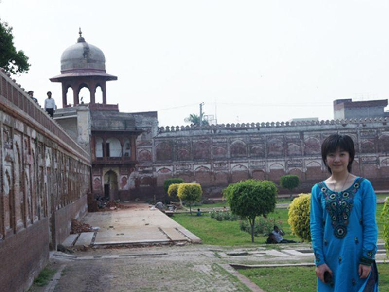 Chinese woman speaks Urdu, hosts Pakistan travel show