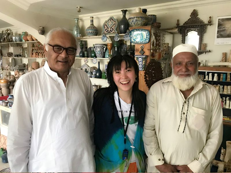 Chinese woman speaks Urdu, hosts Pakistan travel show