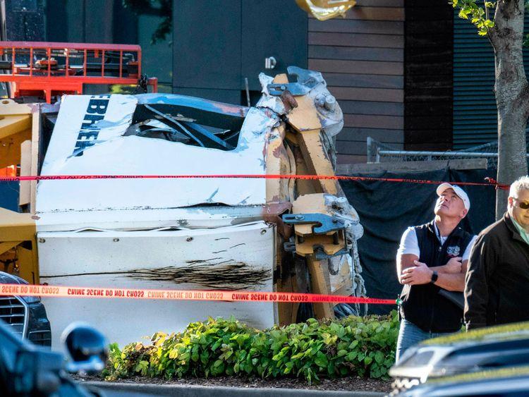 Seattle crane collapse
