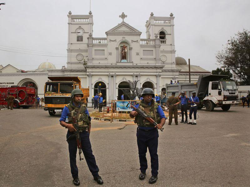 St. Anthony's Church Sri Lanka