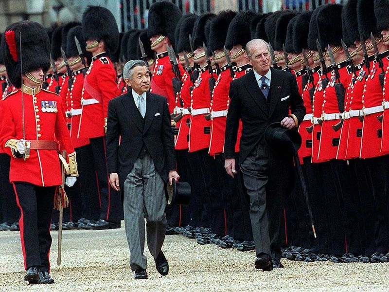 190429 guard of honour