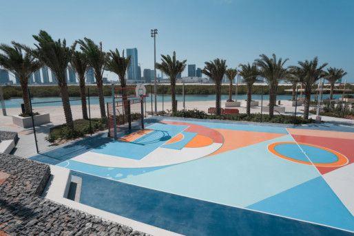 Reem Central Park gets artworks | Uae – Gulf News