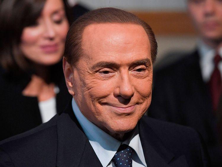 190430 Silvio Berlusconi