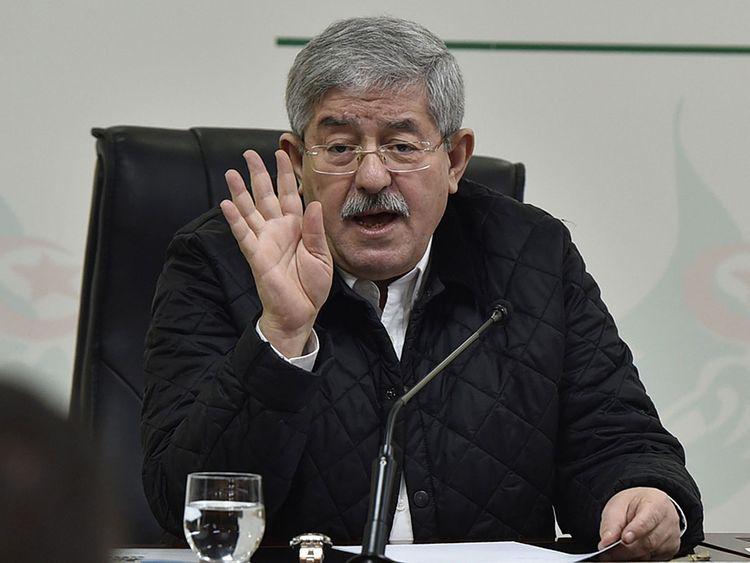 Ahmad Ouyahia