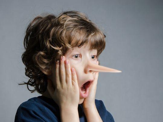 Honesty Pinocchio Child