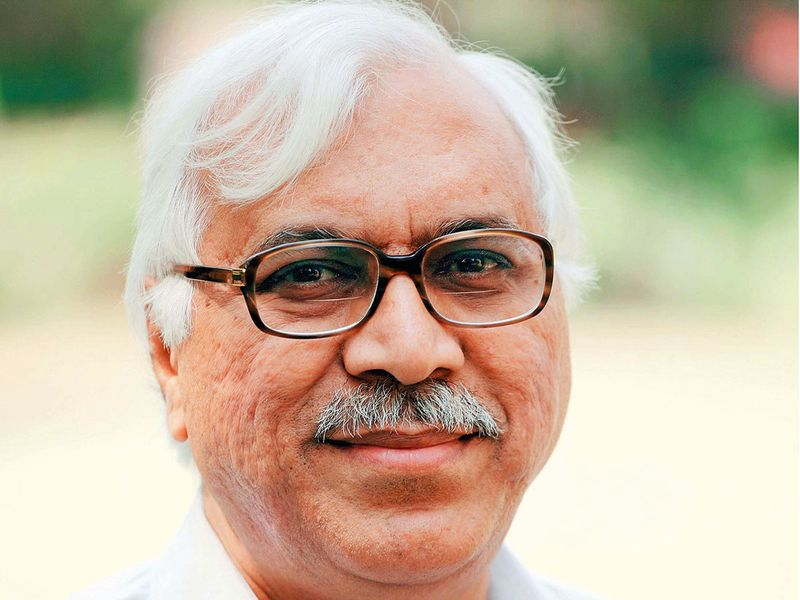 S.Y. Quraishi, the former Election Commissioner of India