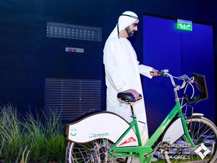 Shaikh Mohammad Bin Rashid Al Maktoum launches happiness project