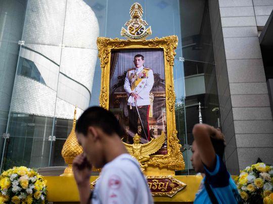 190501 King Maha Vajiralongkorn