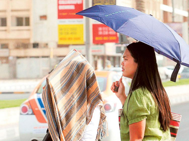 UAE weather: It's a sunny and windy day today | Weather