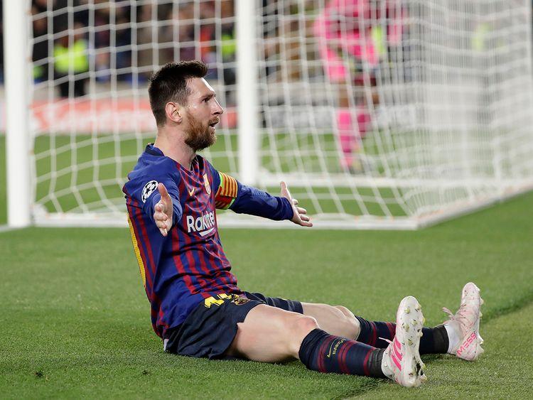 190502 Messi