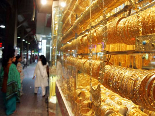 Gold Jewellery Offers Some Sparkle For