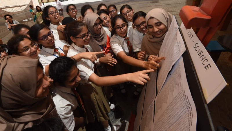 CBSE Grade 12 results: Smiles and tears among UAE students
