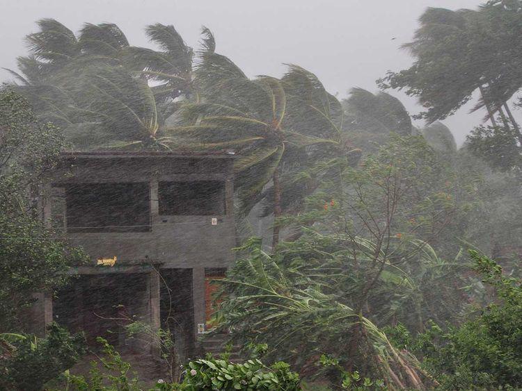 Cyclone-Fani