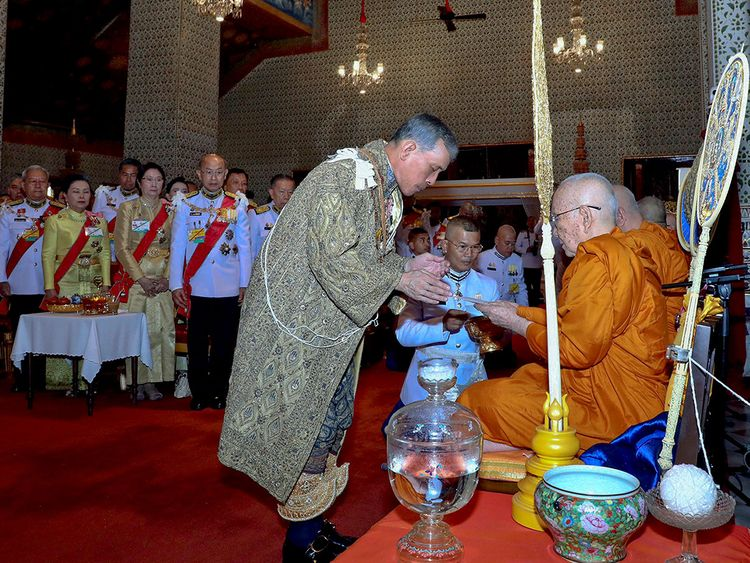 King Maha Vajiralongkorn