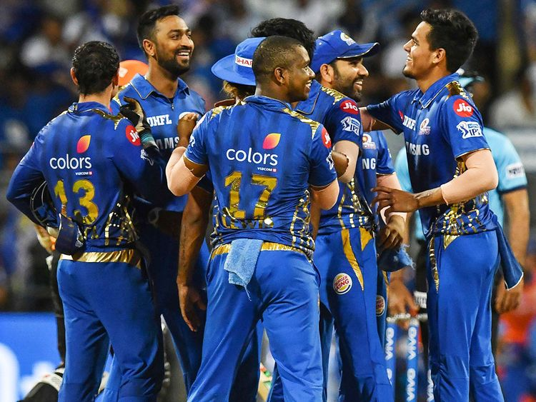 Mumbai Indians cricketers