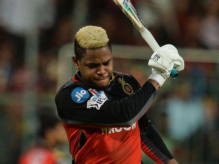 Royal Challengers Bangalore batsman Shimron Hetmyer