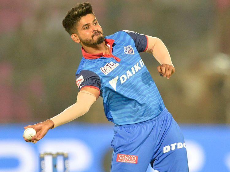 Delhi Capitals' captain Shreyas Iyer