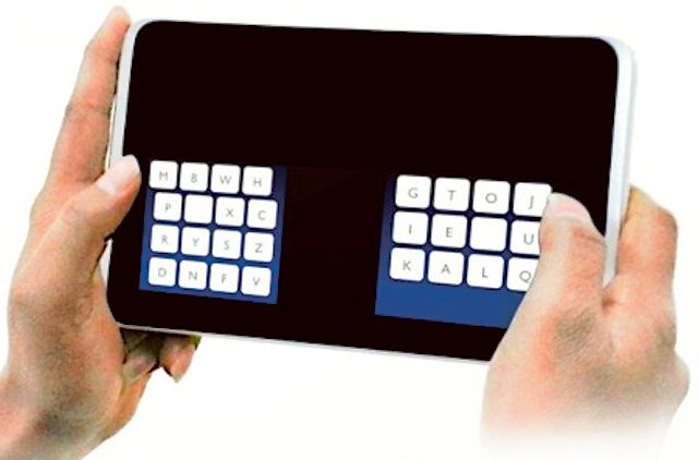 Touch screen