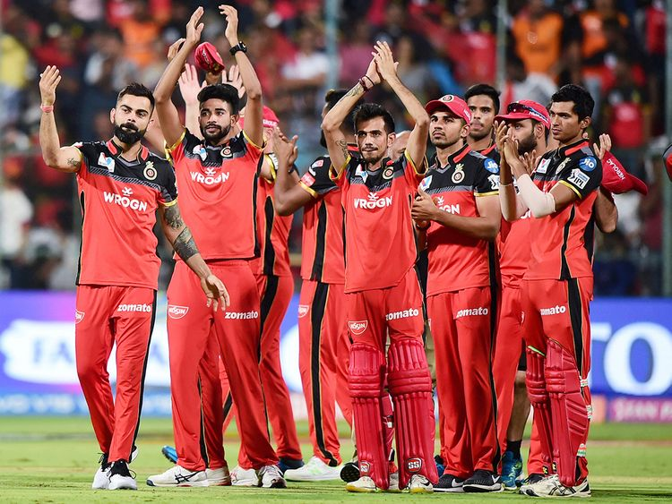 Image result for rcb ipl 2019